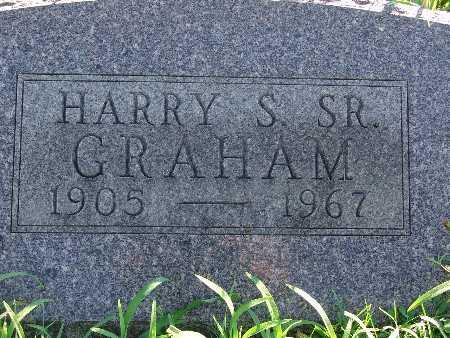 GRAHAM, HARRY S. SR - Warren County, Iowa | HARRY S. SR GRAHAM