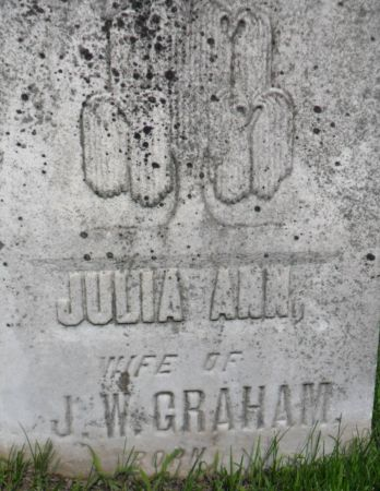 GRAHAM, JULIA ANN - Warren County, Iowa | JULIA ANN GRAHAM