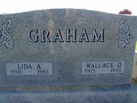 GRAHAM, LIDA A. - Warren County, Iowa | LIDA A. GRAHAM