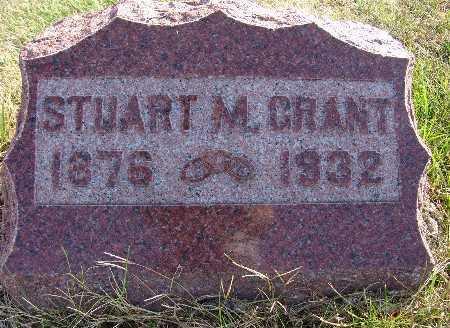 GRANT, STUART M. - Warren County, Iowa | STUART M. GRANT
