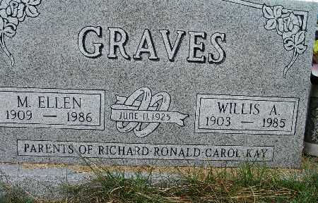 GRAVES, WILLIS A. - Warren County, Iowa | WILLIS A. GRAVES