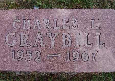GRAYBILL, CHARLES L. - Warren County, Iowa | CHARLES L. GRAYBILL