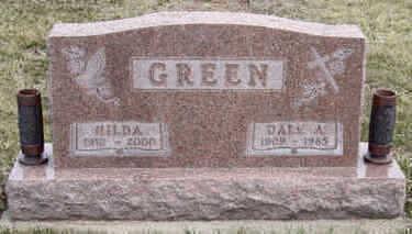 GREEN, DALE A - Warren County, Iowa   DALE A GREEN