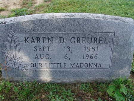 GREUBEL, KAREN D. - Warren County, Iowa | KAREN D. GREUBEL