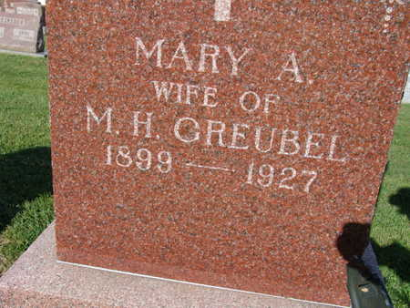 GREUBEL, MARY A. - Warren County, Iowa | MARY A. GREUBEL