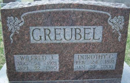 GREUBEL, WILFRED J. - Warren County, Iowa | WILFRED J. GREUBEL