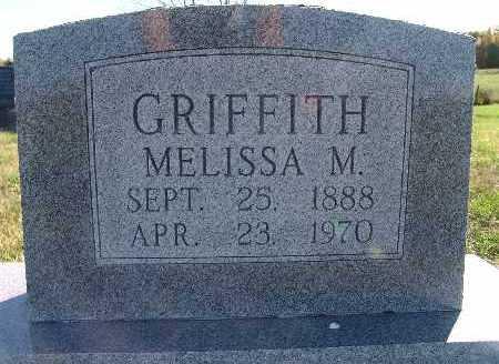 GRIFFITH, MELISSA M. - Warren County, Iowa   MELISSA M. GRIFFITH