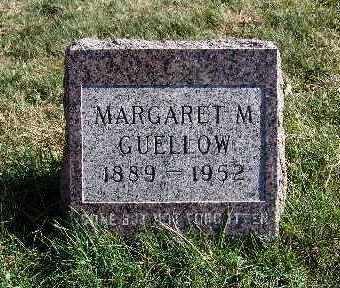 GUELLOW, MARGARET M. - Warren County, Iowa | MARGARET M. GUELLOW