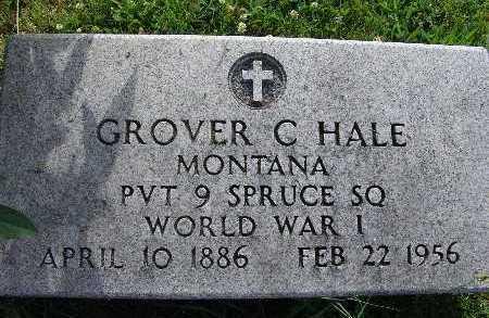HALE, GROVER C. - Warren County, Iowa | GROVER C. HALE
