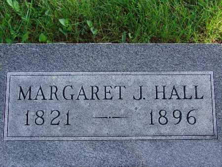 HALL, MARGARET J - Warren County, Iowa | MARGARET J HALL