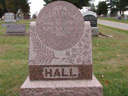 HALL, ROBERT H. - Warren County, Iowa | ROBERT H. HALL