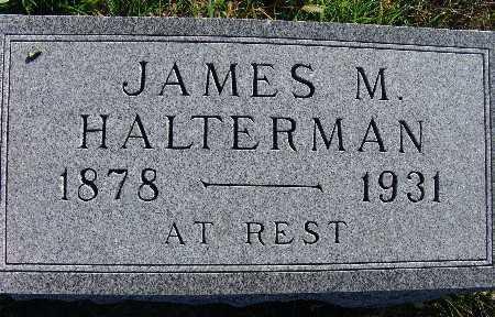 HALTERMAN, JAMES M. - Warren County, Iowa | JAMES M. HALTERMAN