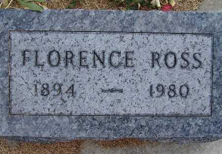 HAMILTON, FLORENCE ROSS - Warren County, Iowa | FLORENCE ROSS HAMILTON