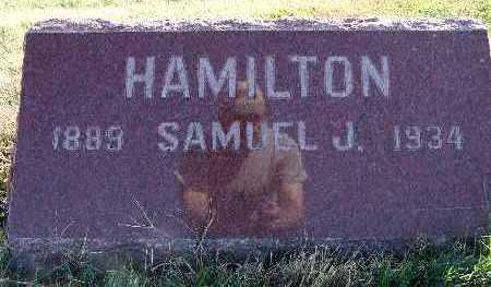 HAMILTON, SAMUEL J. - Warren County, Iowa | SAMUEL J. HAMILTON