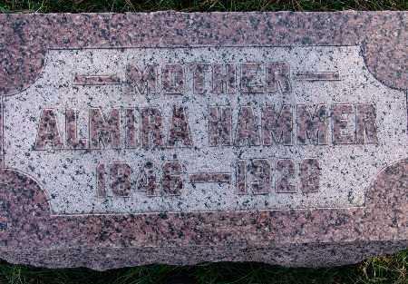 HAMMER, ALMIRA - Warren County, Iowa | ALMIRA HAMMER