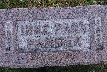 HAMMER, INEZ PARK - Warren County, Iowa | INEZ PARK HAMMER
