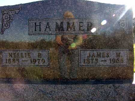 HAMMER, NELLIE P. - Warren County, Iowa   NELLIE P. HAMMER