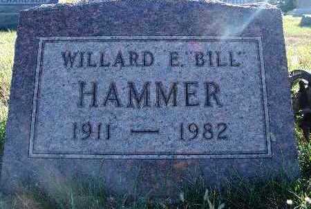 HAMMER, WILLARD E.