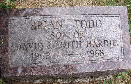 HARDIE, BRIAN TODD - Warren County, Iowa | BRIAN TODD HARDIE