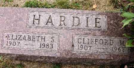 HARDIE, CLIFFORD M. - Warren County, Iowa   CLIFFORD M. HARDIE