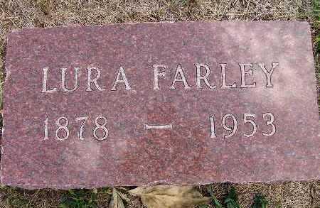 FARLEY HARDIN, LURA - Warren County, Iowa | LURA FARLEY HARDIN