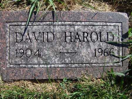 WANDLING, DAVID HAROLD - Warren County, Iowa | DAVID HAROLD WANDLING