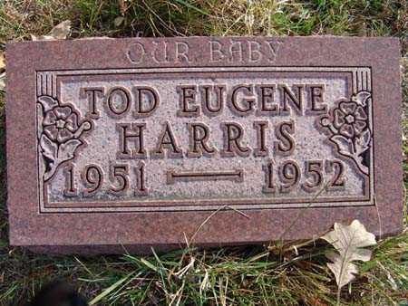 HARRIS, TOD EUGENE - Warren County, Iowa   TOD EUGENE HARRIS