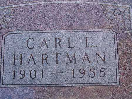 HARTMAN, CARL L. - Warren County, Iowa | CARL L. HARTMAN
