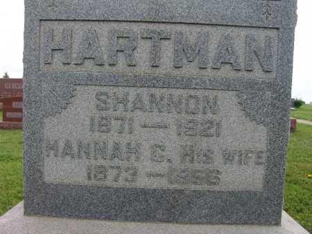 HARTMAN, SHANNON - Warren County, Iowa | SHANNON HARTMAN