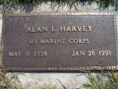 HARVEY, ALAN L. - Warren County, Iowa | ALAN L. HARVEY