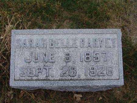 HARVEY, SARAH BELLE - Warren County, Iowa | SARAH BELLE HARVEY