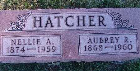 HATCHER, AUBREY R. - Warren County, Iowa | AUBREY R. HATCHER