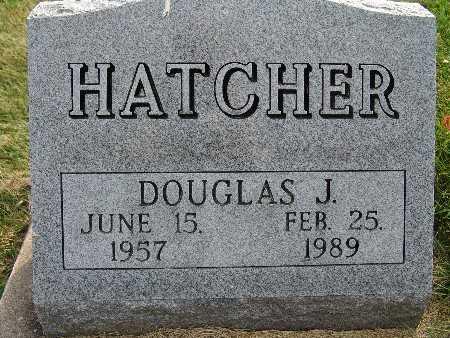 HATCHER, DOUGLAS J. - Warren County, Iowa | DOUGLAS J. HATCHER
