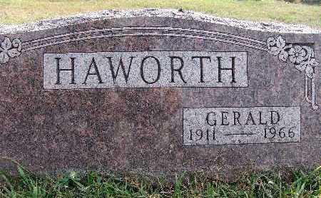 HAWORTH, GERALD - Warren County, Iowa | GERALD HAWORTH