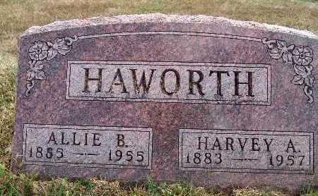 GRAHAM HAWORTH, ALLIE B. - Warren County, Iowa | ALLIE B. GRAHAM HAWORTH