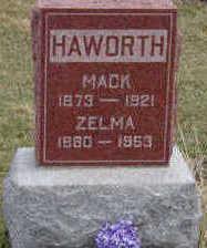 HAWORTH, MACK - Warren County, Iowa   MACK HAWORTH