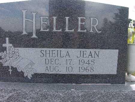 HELLER, SHEILA JEAN - Warren County, Iowa   SHEILA JEAN HELLER
