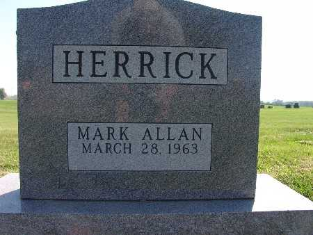HERRICK, MARK ALLAN - Warren County, Iowa | MARK ALLAN HERRICK