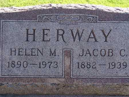 HERWAY, JACOB C - Warren County, Iowa | JACOB C HERWAY