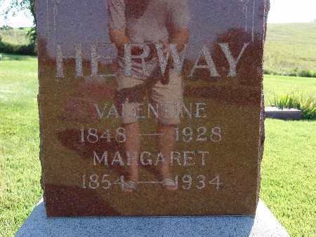 HERWAY, MARGARET - Warren County, Iowa | MARGARET HERWAY