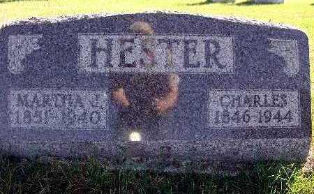 HESTER, CHARLES - Warren County, Iowa | CHARLES HESTER