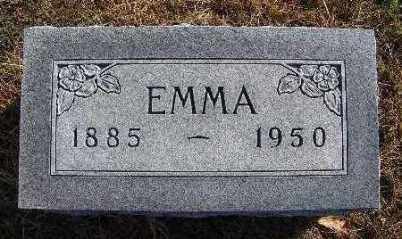 HICKMAN, EMMA - Warren County, Iowa | EMMA HICKMAN