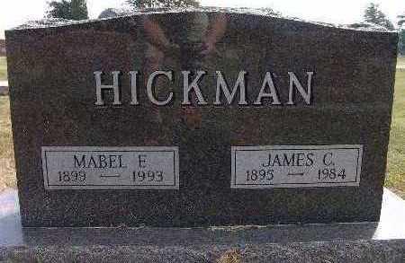 HICKMAN, JAMES C. - Warren County, Iowa | JAMES C. HICKMAN