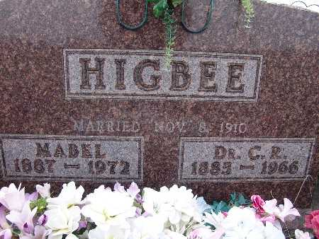 HIGBEE, MABEL - Warren County, Iowa | MABEL HIGBEE