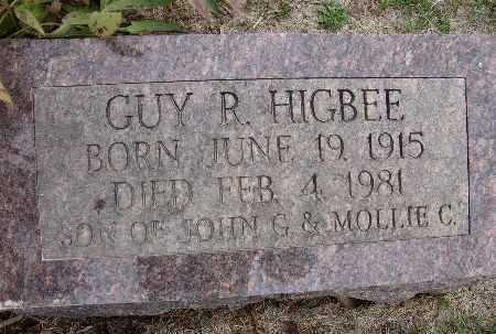 HIGBEE, GUY R. - Warren County, Iowa | GUY R. HIGBEE