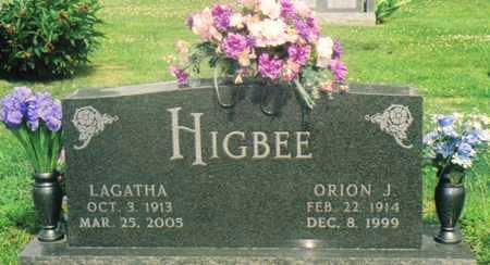 HIGBEE, ORION J. - Warren County, Iowa | ORION J. HIGBEE