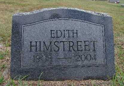 HIMSTREET, EDITH - Warren County, Iowa | EDITH HIMSTREET