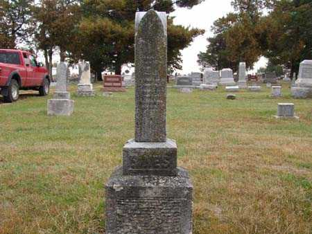 HINES, MATTIE E. - Warren County, Iowa | MATTIE E. HINES