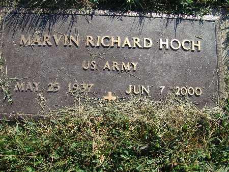 HOCH, MARVIN RICHARD - Warren County, Iowa | MARVIN RICHARD HOCH