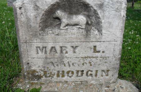 HODGIN, MARY LUELLA - Warren County, Iowa | MARY LUELLA HODGIN